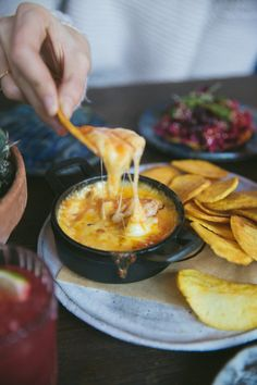 In queso emergency - read this blog post!