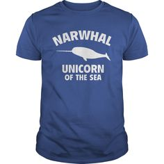 85b3e0cab (Top Tshirt Choice) Narwhal Unicorn Of The Sea [Hot Discount Today]  Hoodies, Funny Tee Shirts