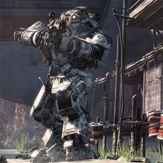 TitanFall. This game was done in the Source engine, which means I can SFM it. And SFM it I shall.