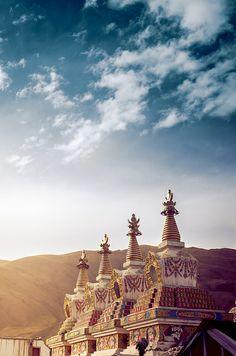 Yushu Mani Shi Cheng V - Tibet