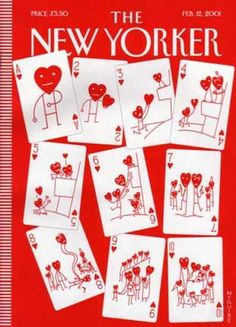 Red & White - The New Yorker - February, 2001