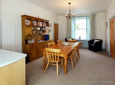 Space to sit and read a book or listen to the radio meaning everyone can relax on holiday at Sandcastle Cottage, in Crail