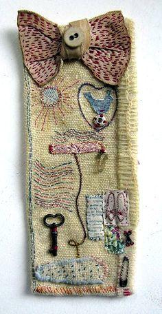 Jessie Chorley embroidery