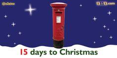 15 days to Christmas - Advent calendar