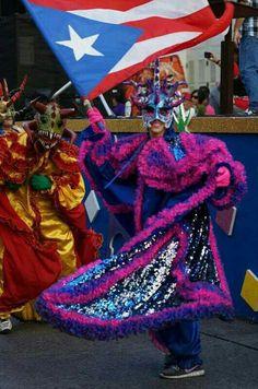 Vejigantes Porto Rico San Juan, Puerto Rican Festival, Puerto Rico, Enchanted Island, Beautiful Islands, Dream Vacations, Unitards, Culture, Trips
