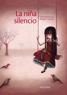 Edelvives - Literatura – Mini Álbumes - La niña silencio - Mini Álbum