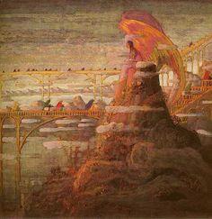 bensozia: Mikalojus Konstantinas Čiurlionis