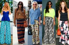 b809019a9a8 Miss Trend She  spring into fashion  a rundown of trends Wide Leg Pants  Outfit