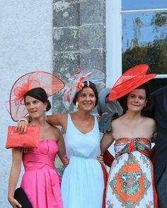 Des créations originales de chapeaux pour toutes vos cérémonies...
