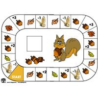 Squirrels Preschool and Kindergarten Activities and Lessons | KidsSoup