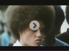 """The Beautiful, Kathleen Cleaver In 1968, """"Why We Wear Our Hair Like This."""" #KathleenCleaver #BlackWomen #BlackPantherParty #TheyWantWhatYouHave #BlackPantherParty"""