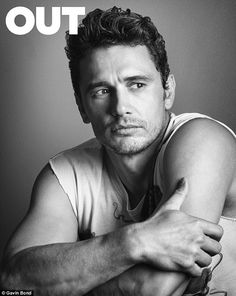 Actor James Franco poses for the cover and main spread for the September 2017 issue of Out Magazine, all captured by fashion photographer Gavin Bond. See the dapper shoot below: James Franco 2017, James Franco Hot, Dave Franco, Franco Brothers, Actor James, Cinema, Raining Men, George Michael, Man Crush