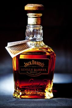 Jack Daniel's by David Pacey on Jack Daniels Single Barrel, Jack Daniels Bottle, Cigars And Whiskey, Scotch Whiskey, Bourbon Whiskey, Whiskey Bottle, Liquor Bottles, Perfume Bottles, Drink Bottles