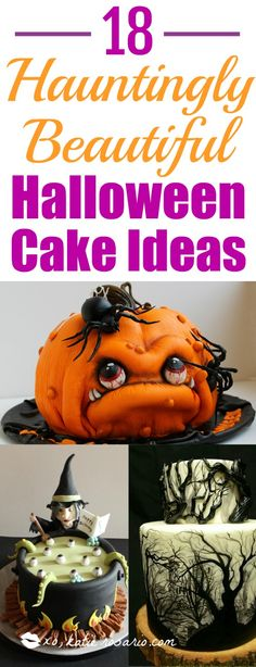 Halloween is here! Omg! I love this holiday especially for cake decorating! Are you lacking inspiration for a Halloween cake? Cake design can be just as important as the taste of the cake and Halloween is approaching fast.This guide is a perfect collection of design ideas for beginner cake decorators to the advanced ones. When you are ready to make your own spooky or hauntingly beautiful cake you need this guide! Highly recommended!