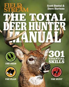 From Field & Stream magazines deer-hunting experts, the authors of the Whitetail 365 blog on fieldandstream.com demystify everything the modern hunter needs to know. For bow-hunters, traditional rifle