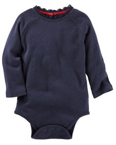 Baby Girl Pointelle Bodysuit from OshKosh B'gosh. Shop clothing & accessories from a trusted name in kids, toddlers, and baby clothes.