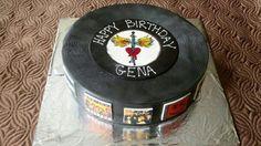 Bon Jovi Record Cake