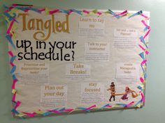 Tangled Bulletin Board!!