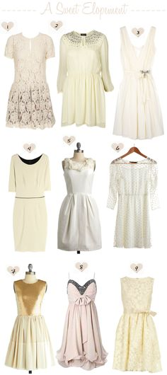 I think I want one of these as a going away dress...1,3,6 or 9.