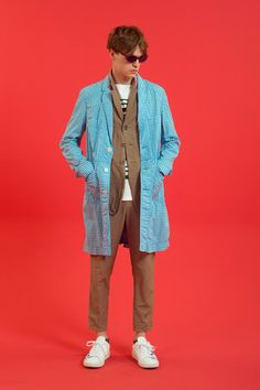 Undercover Spring 2015 Menswear Collection Slideshow on Style.com