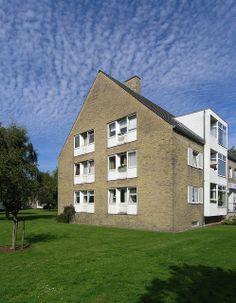 arne jacobsen, ibstrupparken housing I, gentofte 1941 | Flickr – Condivisione di foto!