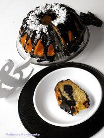 Malinowa-Kawiarenka: Babka Black & White Pancakes, Muffin, Breakfast, Food, Morning Coffee, Essen, Pancake, Muffins, Meals