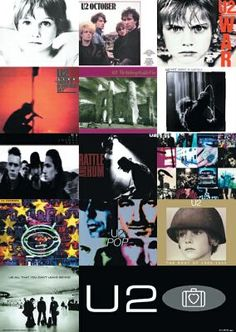 U2 - I love every album!!