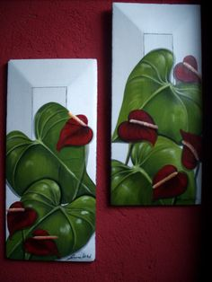 Pintura em Madeira