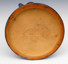 1920s Kentucky Art Pottery, Selden Bybee