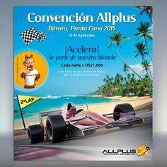 Allplus llevará a cabo su próxima convención en Bavaro, Punta Cana. Aquí los detalles
