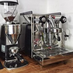 Home bar setup via @lastguest_hh featuring Cellini PID. by rocketespresso