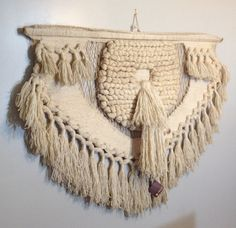 Don Freedman Interlude Large Woven Wall Hanging by Modernismus