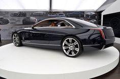 Cadillac El Miraj Concept