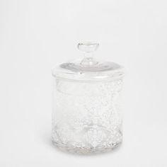 GLASS TRANSFER BATHROOM SET - Accessories - Bathroom | Zara Home Sweden