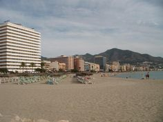 Stella Maris Fuengirola in Spain by Marion Dunne - September 2012