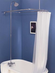 turn clawfoot tub into shower. Turn Your Lovely Clawfoot Tub Into A Luxurious Shower Experience With These  Old Fashioned Enclosure Kits Add A Shower Kit 48 X 28 Chrome Clawfoot
