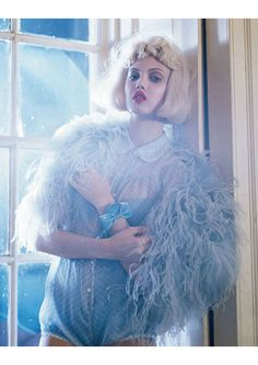 Lindsey Wixson by Tim Walker for Vogue Italia 14