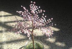 Sakura. Die japanische Kirschblüte. Bäume aus Perlen. - YouTube