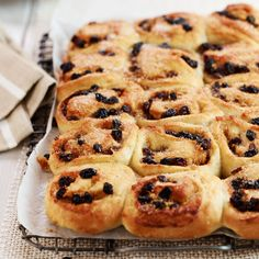 Easier to make than you might think, bring out our Chelsea buns recipe to earn major brownie points from your family and friends!