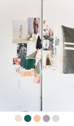 Caron Callahan Mood Board on Color Collective