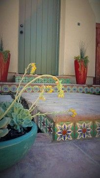 http://www.bloomgardendesign.net/projects/960364/Spanish-courtyard-and-kitchen-garden