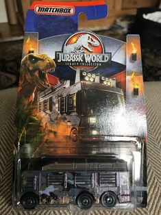 Legacy Collection 2018 Matchbox Jurassic World Fleetwood Southwind RV for sale online Legacy Collection, Jurassic Park World, Matchbox Cars, Elm Street, Doraemon, Christmas Toys, Toy Boxes, Boy Room, Hot Wheels