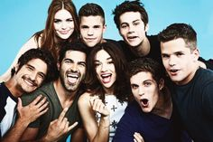 "22 Times The ""Teen Wolf"" Cast Was Too Adorable For Words #TeenWolf"