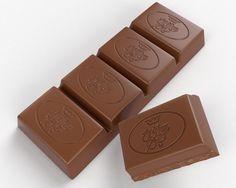 Chocolate El Rey on Behance