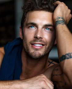 Appearance Looks Handsome And Cool For Men 17 Beautiful Men Faces, Gorgeous Men, Hot Men, Christian Hogue, Blue Eyed Men, How To Look Handsome, Most Handsome Men, Handsome Faces, Attractive Guys
