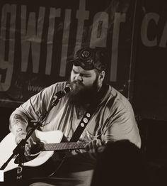 John Moreland at Callaghan's Irish Social Club in Mobile, Alabama, Songwriting, American Songwriter