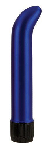 "California Exotics Satin G Massager, Sapphire Blue, 8"" by California Exotic Novelties. $9.36. Slimline, silky smooth, satin finished waterproof massagers. Powerful and seamless."