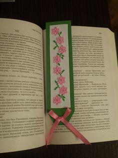 Fairy: Закладки с вышивкой segnalibri bookmarks