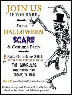 free halloween party invitation printables devil free halloween