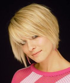 Short Bob For Thin Hair